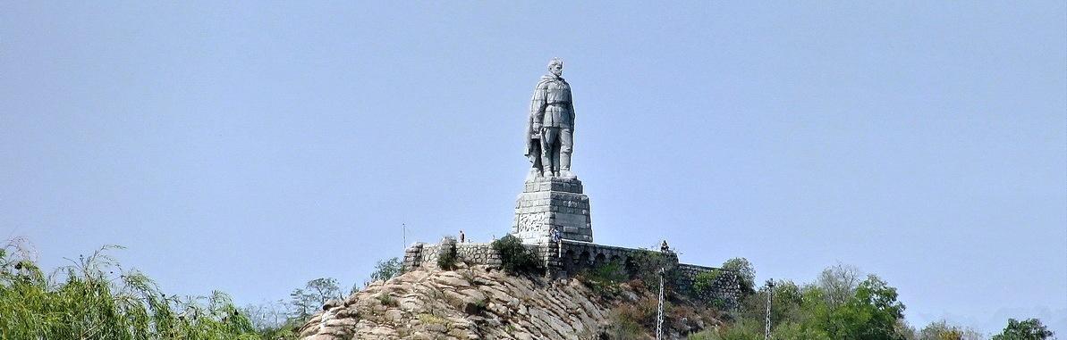 алеша памятник пловдив