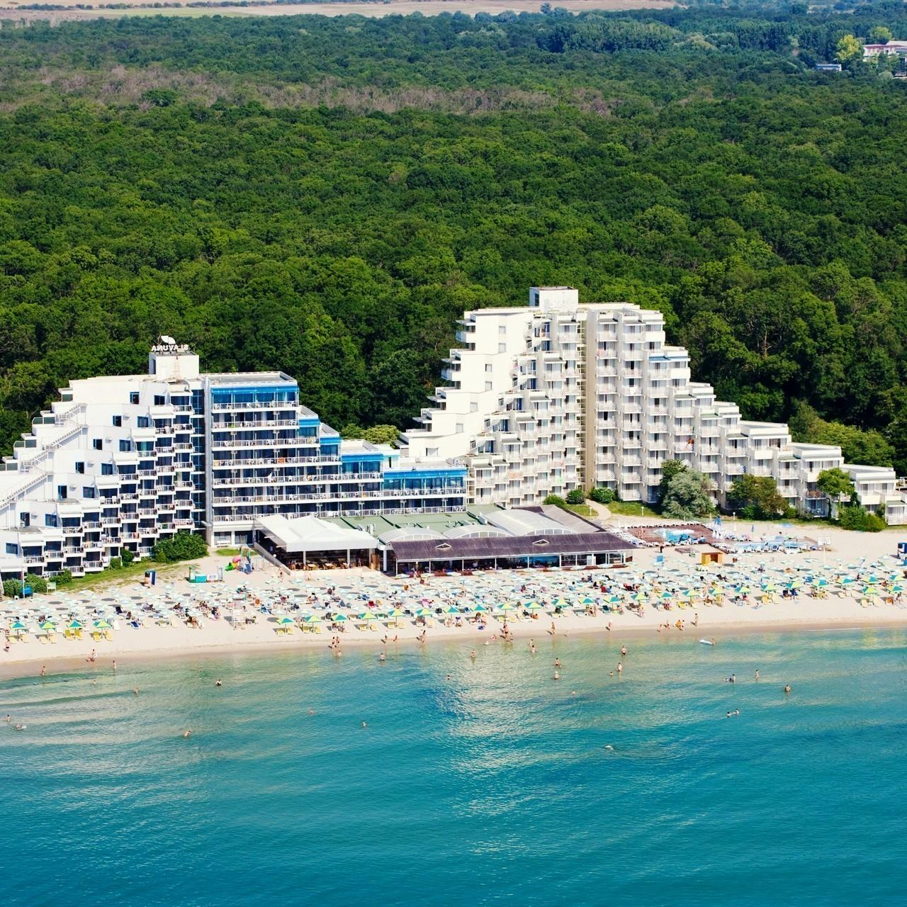 албена болгария отели