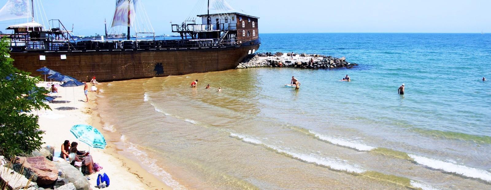 Лучшие пляжи Несебра