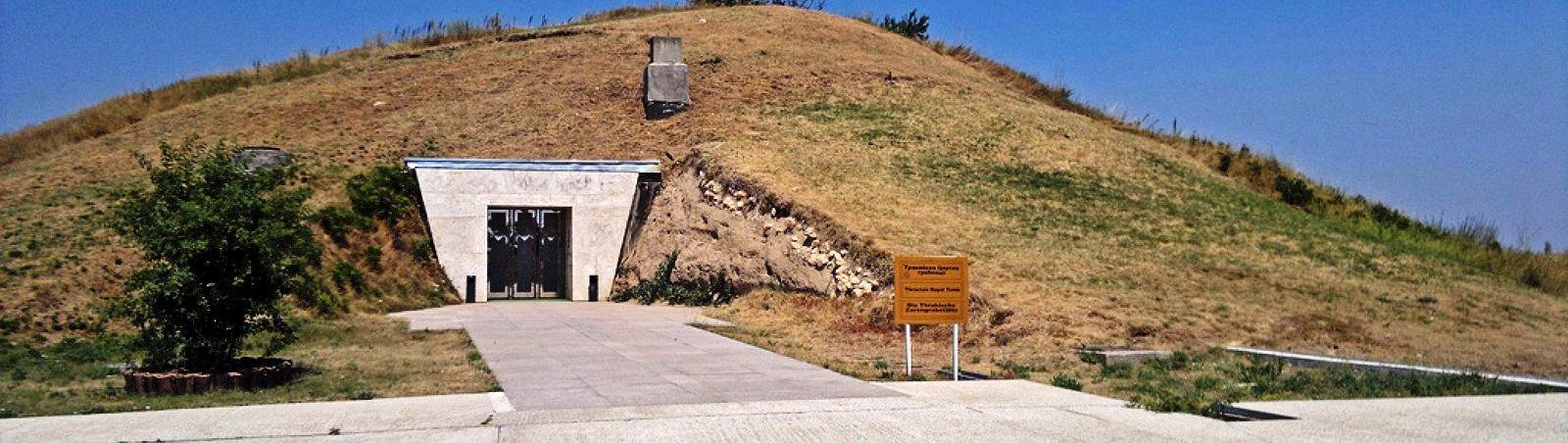 Фракийская гробница в Свештарах