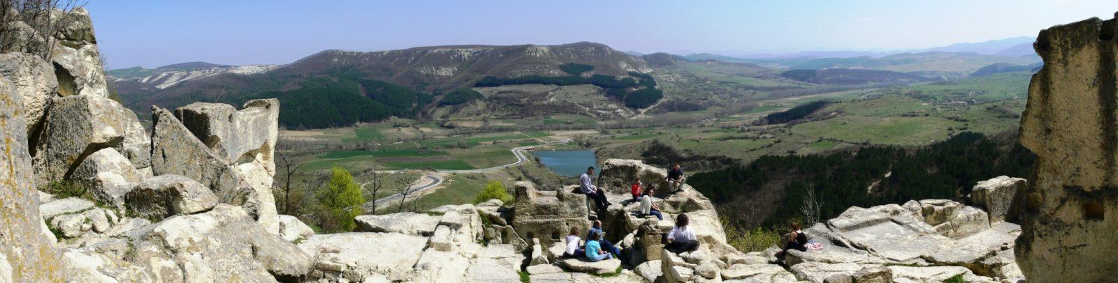 Перперикон в Болгарии
