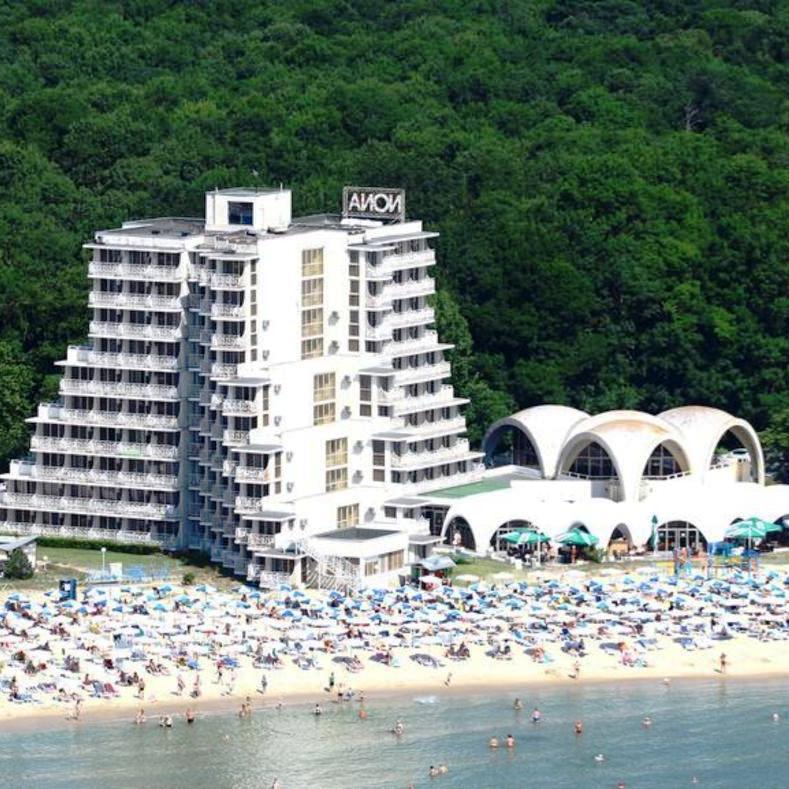 отель нона болгария албена
