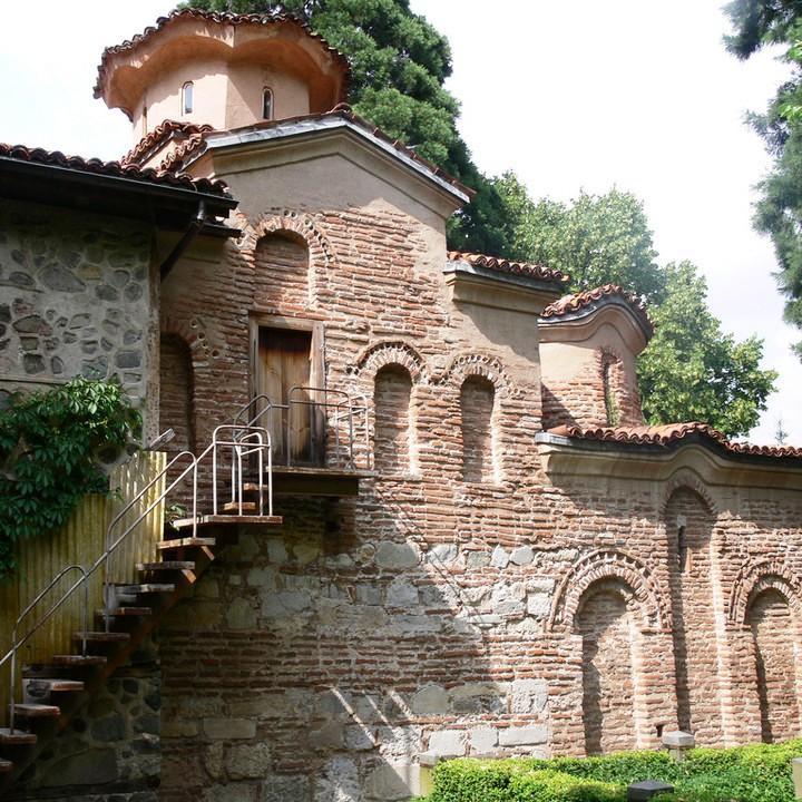 боянская церковь софия