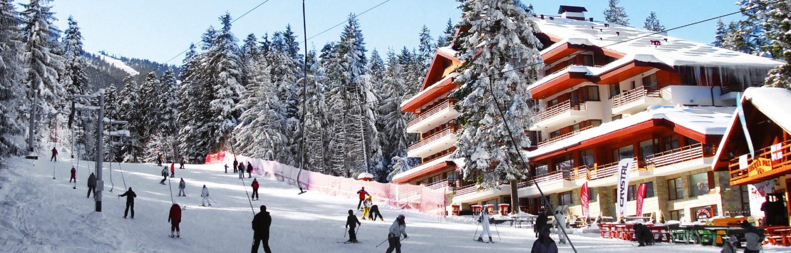 болгария лыжи боровец