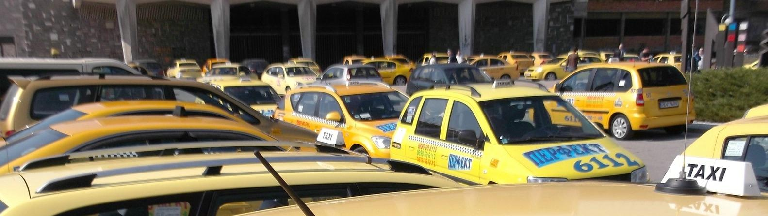 такси в болгарии бургас