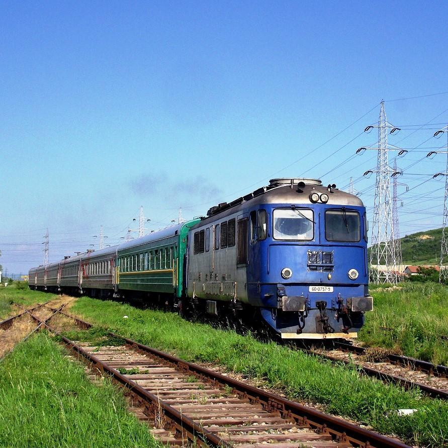 Поезд Москва – Варна