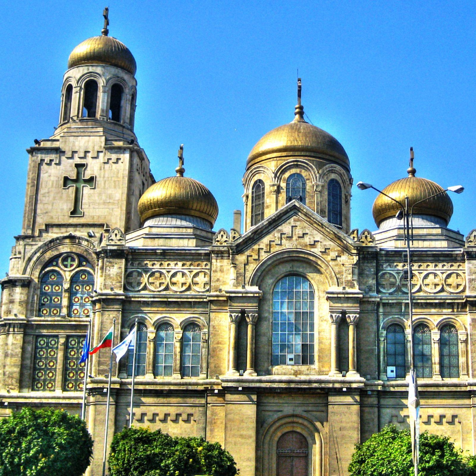успенский собор Варна