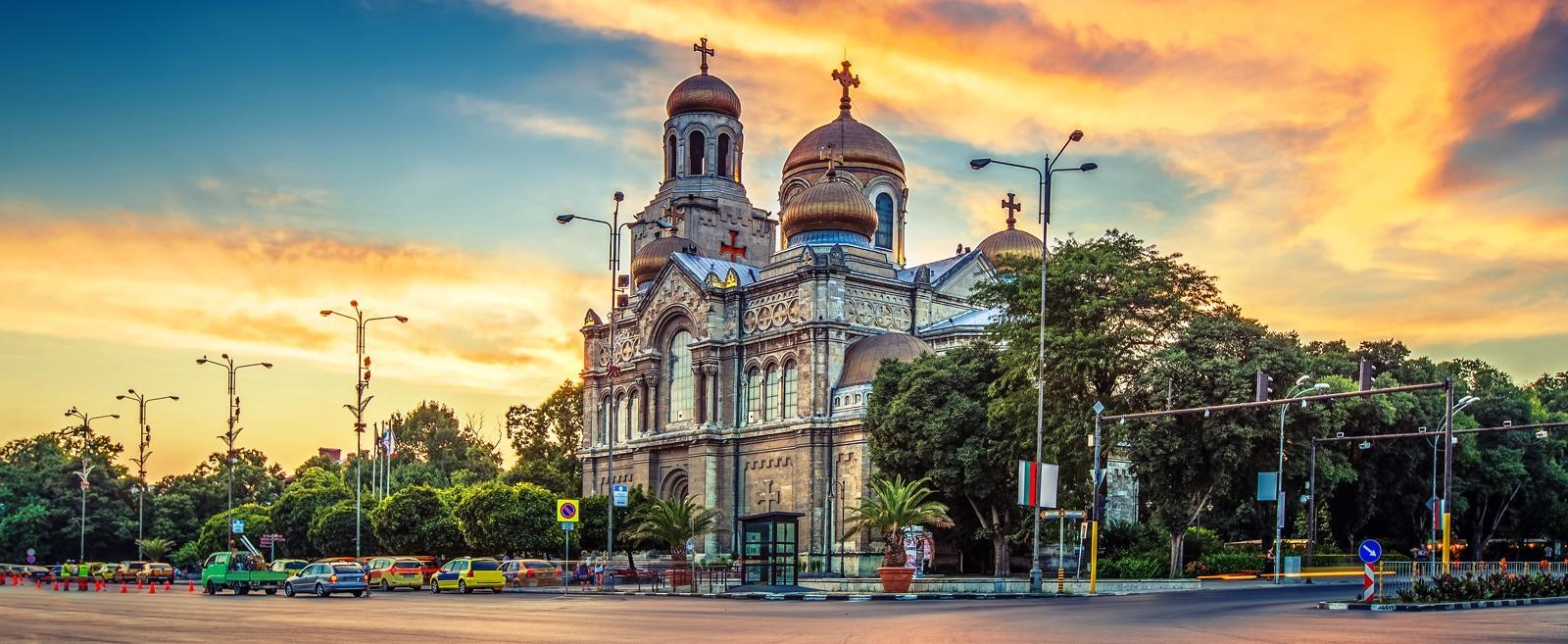успенский собор в Варне