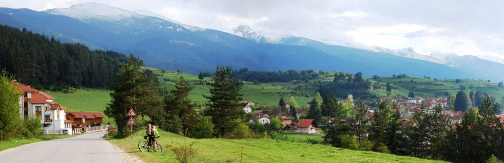 дупница болгария вид на город