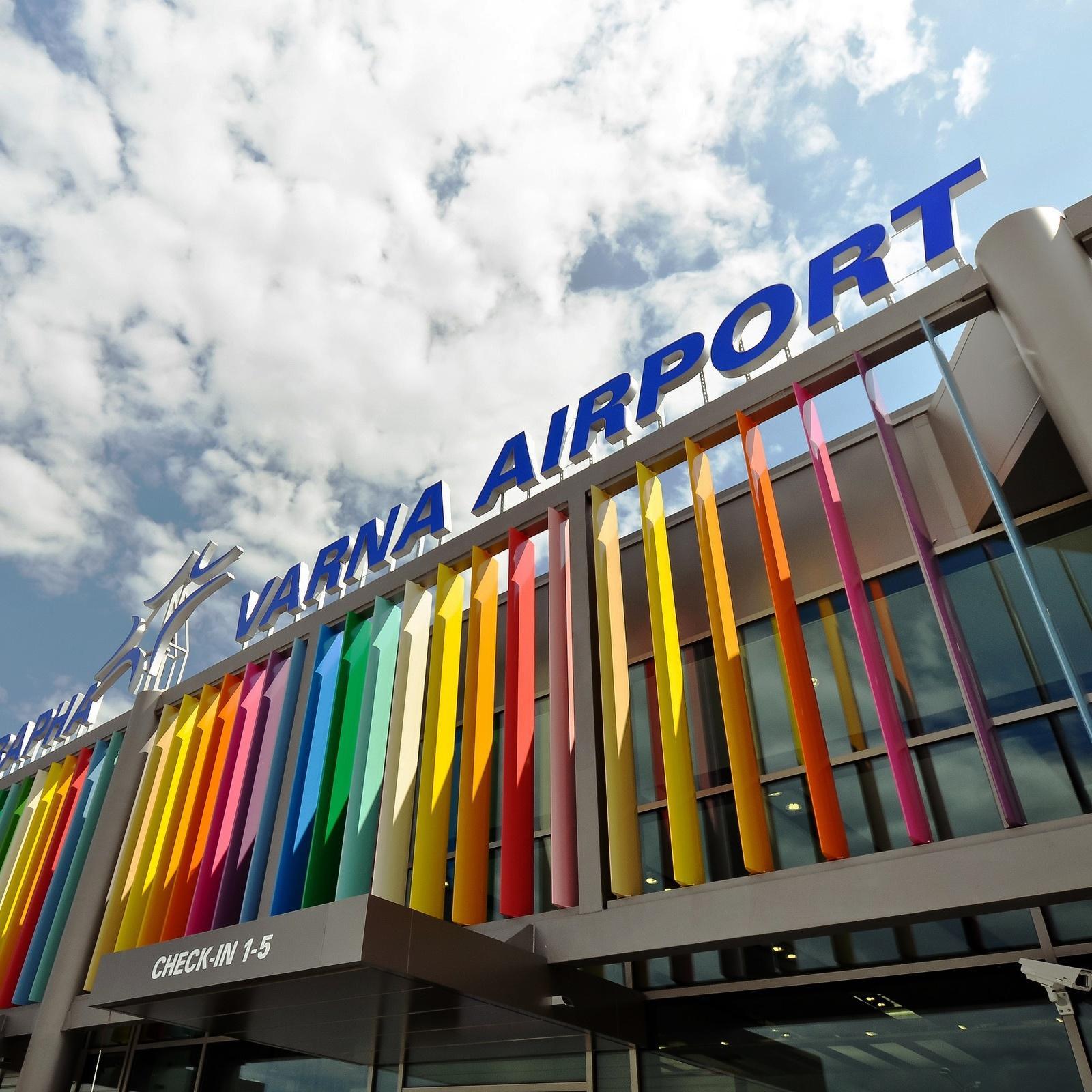 аэропорт в варне болгария