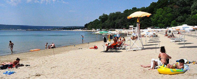 варна пляжи
