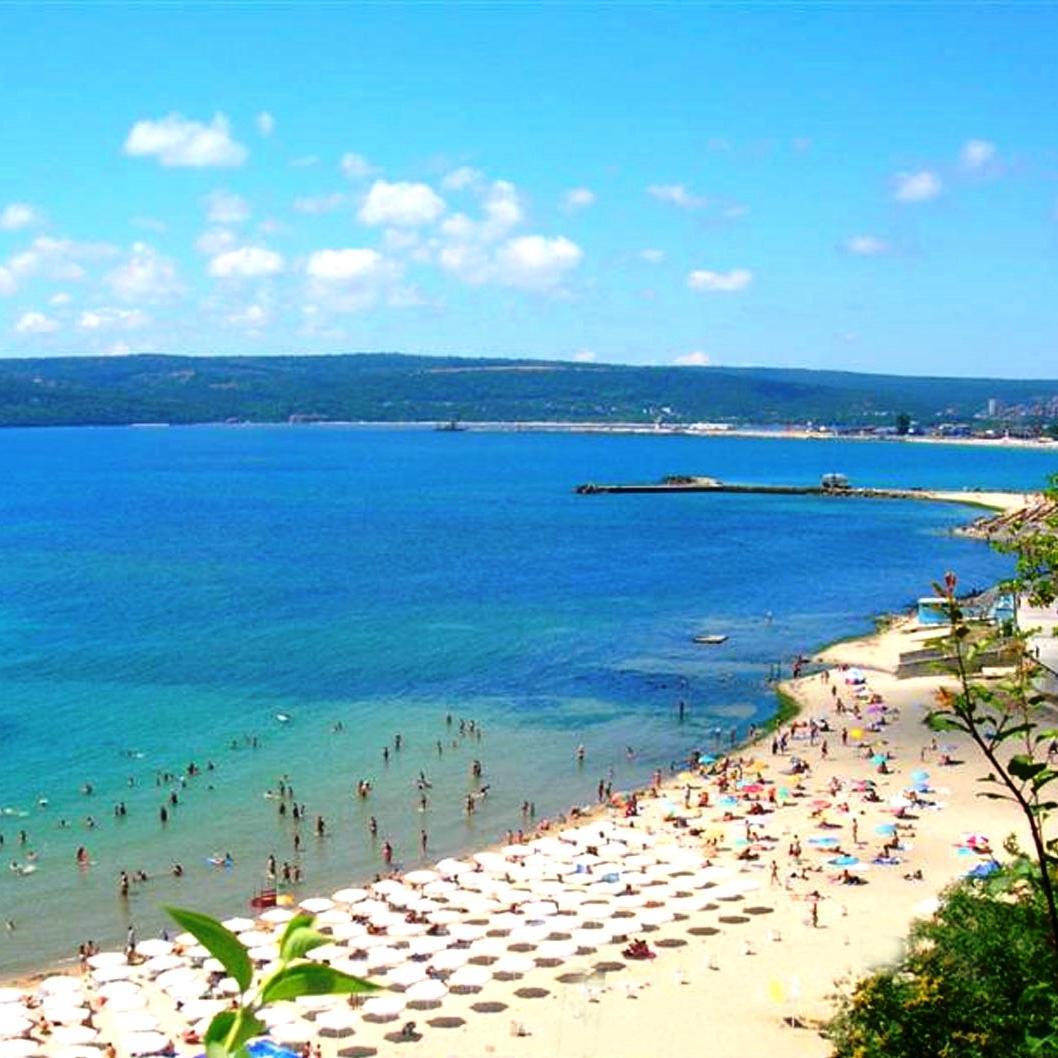 пляж в варне болгария