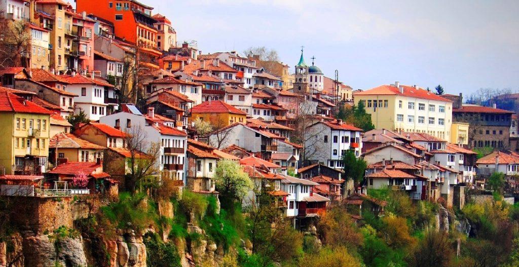 велико тырново болгария достопримечательности