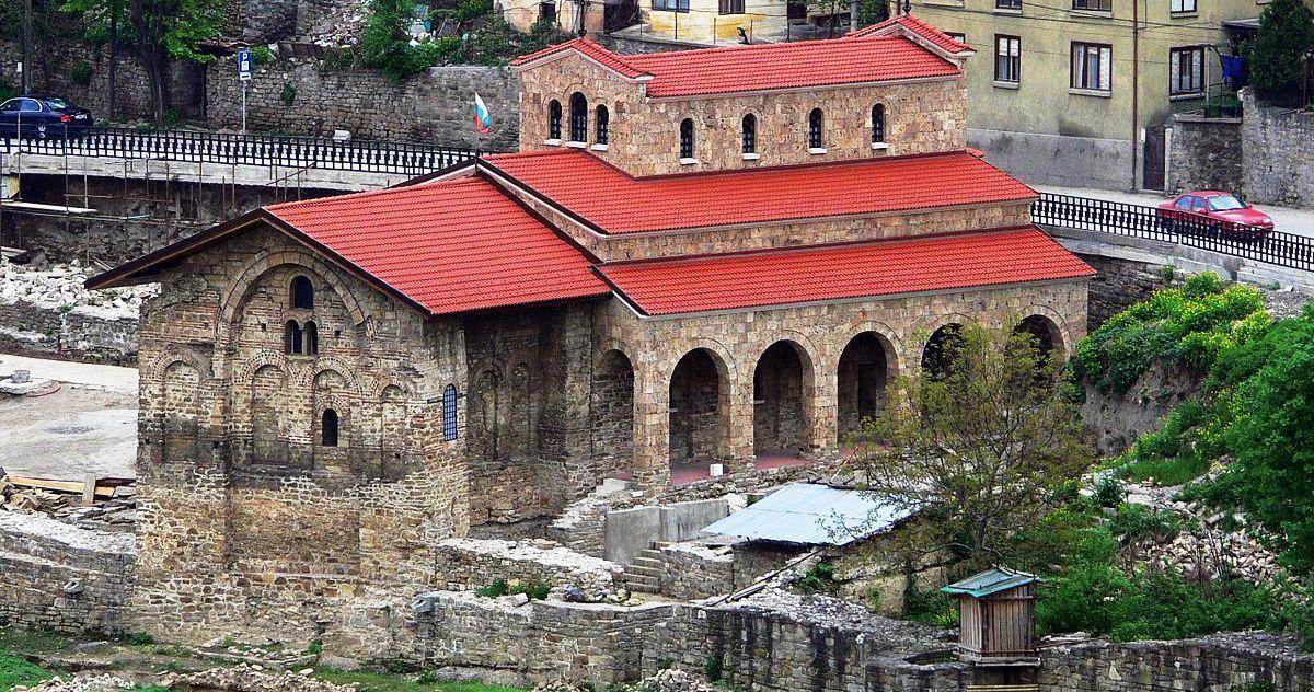 церковь Сорока мучеников в Велико Тырново