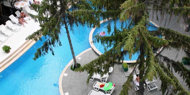 отель бриз болгария золотые пески