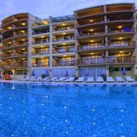 отель луна 4 золотые пески болгария