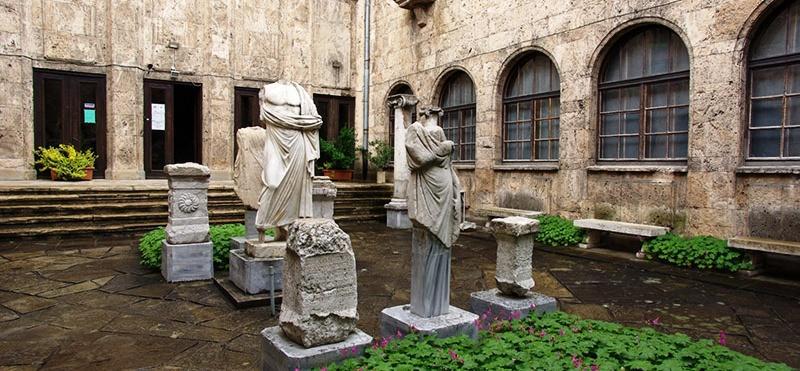 Археологический музей Велико Тырново