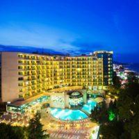 болгария золотые пески отель