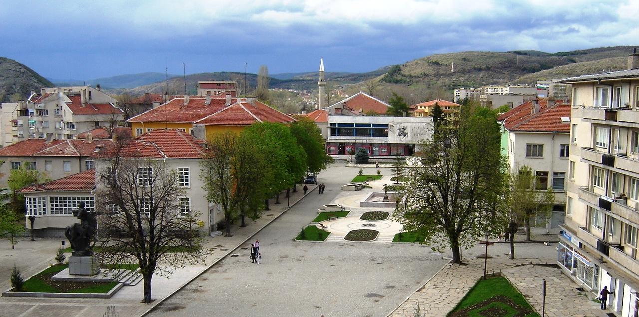 Крумовград Болгария