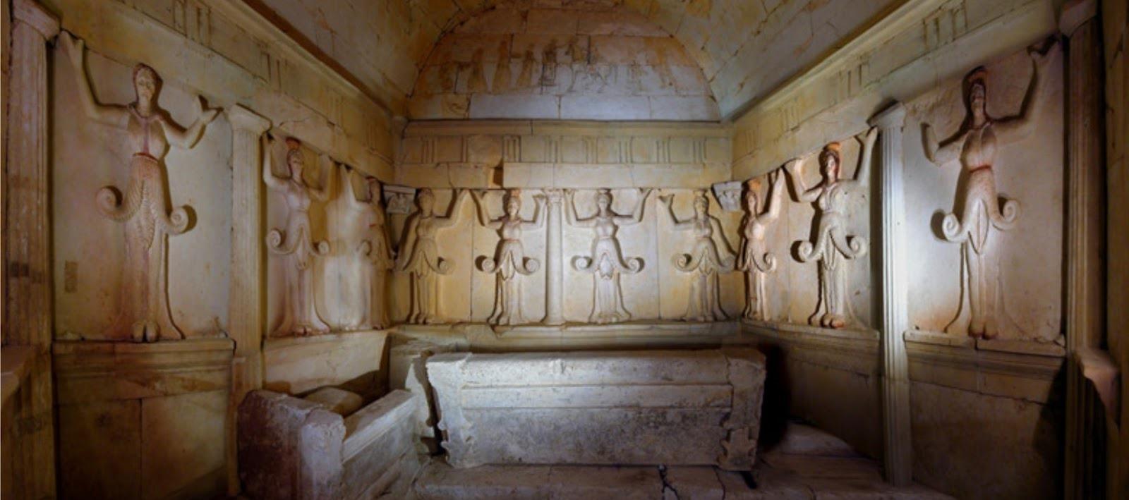 Казанлык, Фракийская гробница
