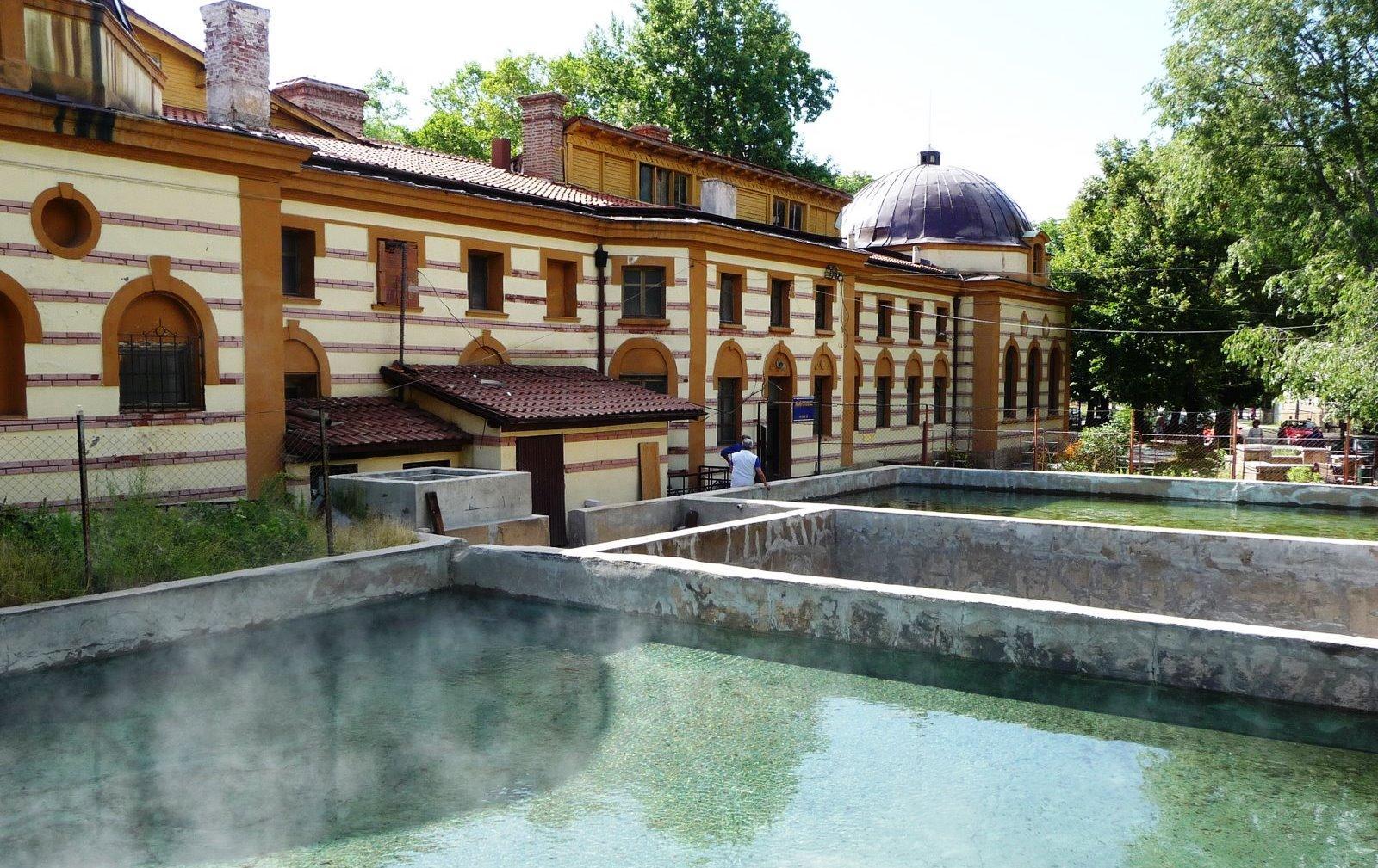 Кюстендил Болгария достопримечательность