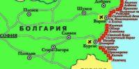 Как добраться из Бургаса в Варну